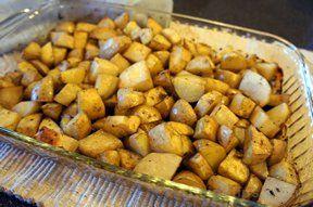Roasted Potato Medley 3