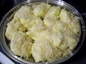 sauerkraut and dumplings Recipe