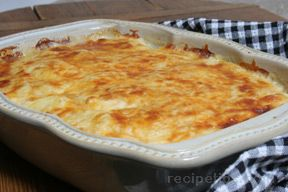 Golden Scalloped PotatoesnbspRecipe
