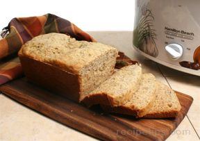 Slow Cooker Banana BreadnbspRecipe