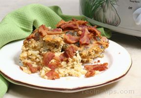 Slow Cooker Breakfast Bake Recipe
