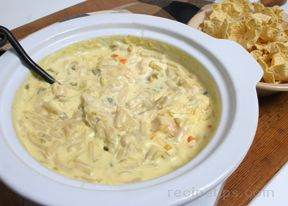 Chicken Noodle Dip Recipe