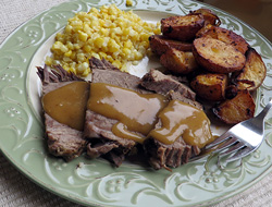 crock pot pepsi beef roast Recipe