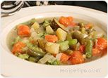 Slow Cooker Vegetable Soup Recipe