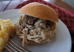 Pulled Pork 4 Recipe