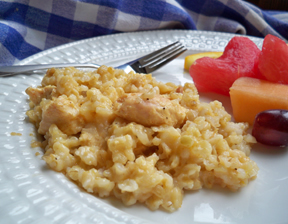 Slow Cooker Chicken with Rice Recipe