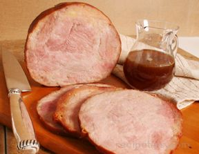 Slow Cooked Ham Recipe