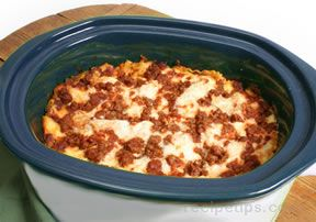 Easy Slow Cooker LasagnanbspRecipe