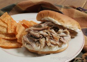 Slow Cooked Pulled Pork Recipe