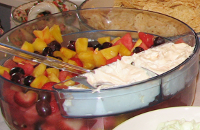Easy Fruit DipnbspRecipe