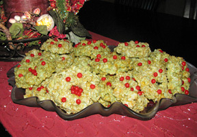 Cornflake Wreaths Recipe
