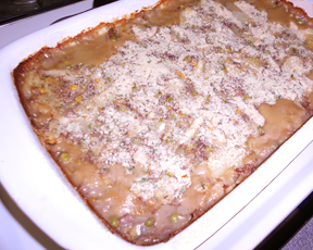 Hamburger and Potato Casserole Recipe