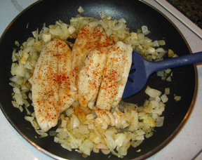 Sole   Flounder Recipe