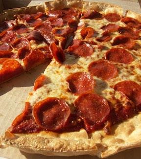 Homemade Bread Machine Pizza Recipe