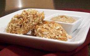 Pretzel-Crusted Chicken