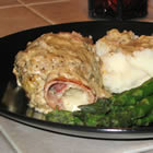 Chicken Cordon Bleu II Recipe