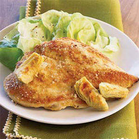 Lemon Jalapeno Chicken