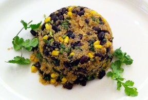 quinoa and black beans Recipe