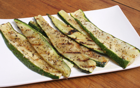 Grilled Zucchini Recipe