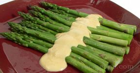 Asparagus with Hollandaise SaucenbspRecipe
