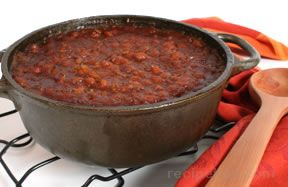 Traditional Baked Beans