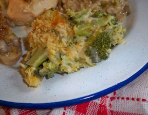 Broccoli Bake 7 Recipe
