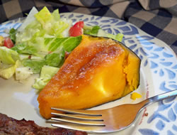 Brown Sugar Glazed Squash Recipe