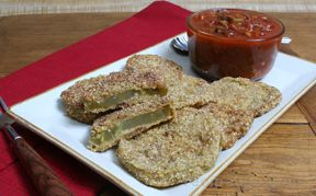 Buttermilk Fried Green Tomatoes