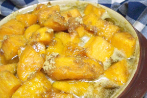 Candied Sweet Potato Side Dish