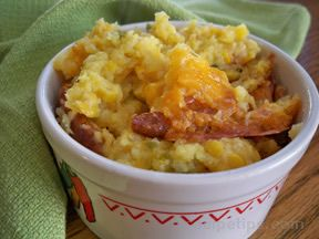 spicy corn casserole Recipe