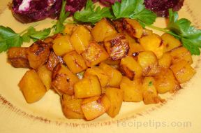 Easy Sauteed Winter Squash