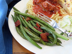 favorite green beans Recipe