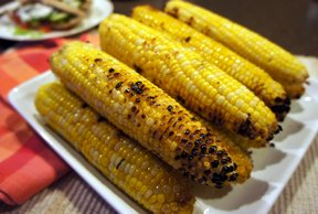 foil roasted sweet corn Recipe