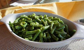 Grannas Green Beans Recipe