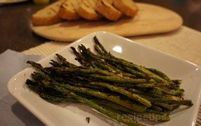 grilled asparagus 7 Recipe