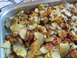 Oven Fried Potatoes Recipe