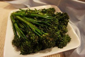 Oven Roasted Broccoli 3