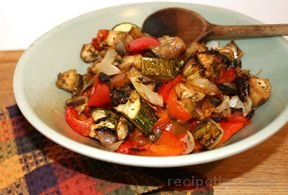 oven roasted ratatouille Recipe
