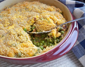pea dish Recipe