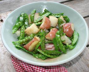 Peas and Potatoes