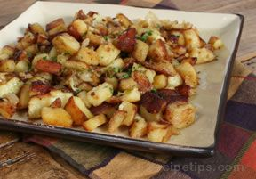 home fried potatoes Recipe