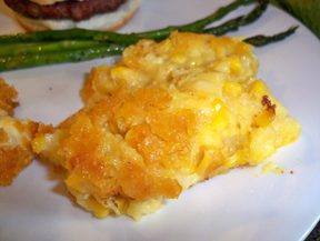 Quick n Easy Corn Pudding