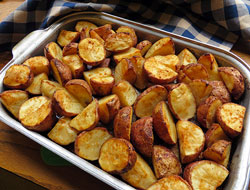 Red Roasted Potatoes Recipe