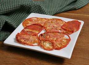 savory dried tomatoes Recipe