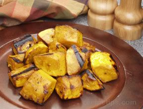 honey grilled squash Recipe