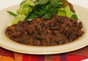 Stovetop Baked Beans Recipe