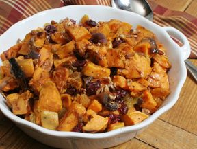 Sweet Potato Side Dish