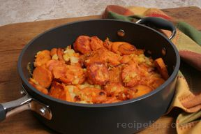 Sweet Potato Skillet Recipe