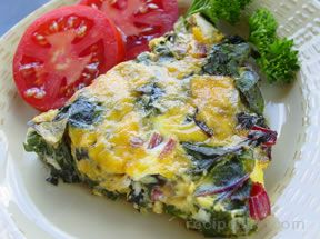 Swiss Chard Pie Recipe