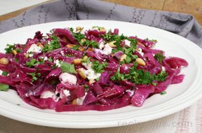 Warm Red Cabbage Recipe